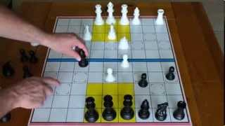 Chinese chess internationalized version xiangqi