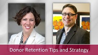 Donor Retention Tips and Strategy: Interview with Jay Wilkinson
