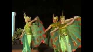 TARI MERAK - Tari Tradisional Jawa Barat (Sunda)