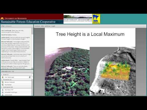 Forest Applications of LiDar