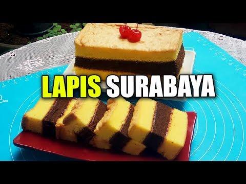 RESEP LAPIS SURABAYA | By Yani Cakes #101