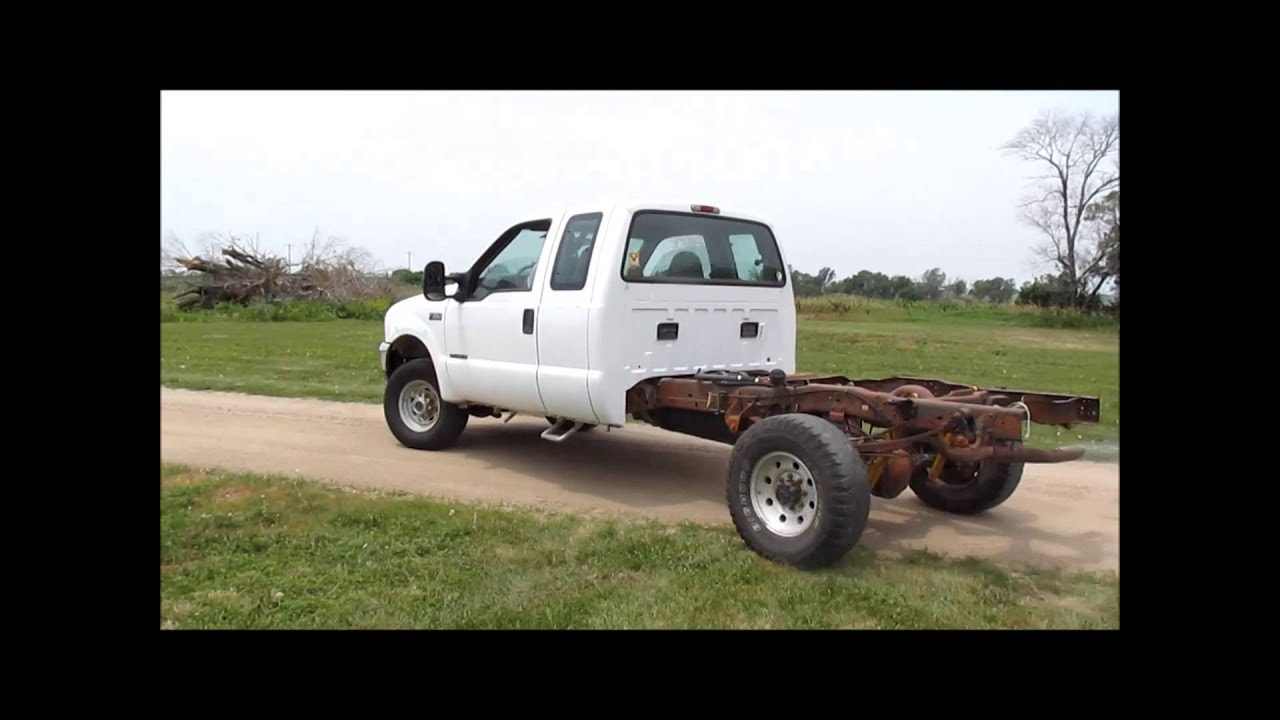 Ford Super Duty >> 2000 Ford F350 Super Duty XL SuperCab pickup truck cab and ...