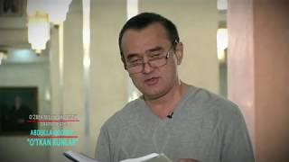 MUTOLAA O'TKAN KUNLAR 1-QISM