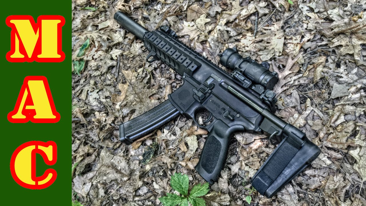 The new Sig MPX collapsible brace