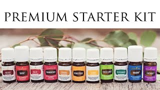 Premium Starter Kit Unboxing Young Living