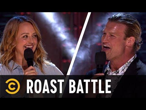 Dolph Ziggler vs Sarah Tiana  Roast Battle III  Uncensored