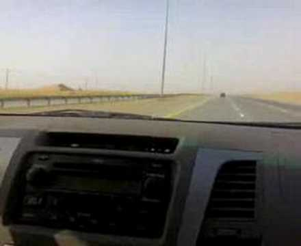 Doin High Speed on The Highway in the Toyota Fortuner