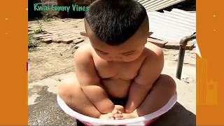 Chinese and japanese mix funny video kwai must watch to laugh