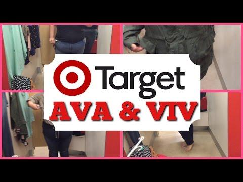 Target's Ava & Viv Plussize: Inside the Dressing Room | Fearless Fatgirl