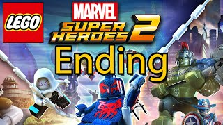 LEGO Marvel Super Heroes 2 Walkthrough Part 7: On Board the Sword and Out of Time