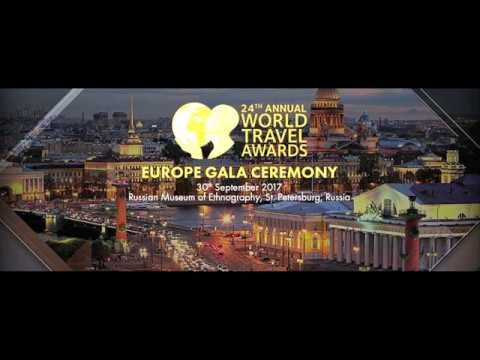 World Travel Awards 2017, Гала церемония в Европе, Санкт Петербург, Россия - Silvija Travel Tips
