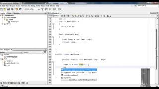Core Java   16   Object as Return type