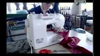 Как устроена швейная машинка