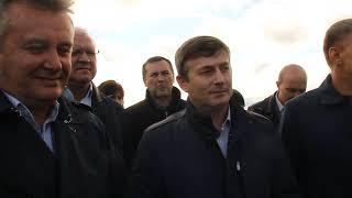 """Губернатор о строительстве взлетной полосы в Сабуровке: """"Какой следующий год?!"""""""