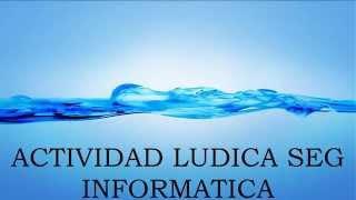 Video Actividad ludica Seguridad Informática- Mario_Vera download MP3, 3GP, MP4, WEBM, AVI, FLV September 2018
