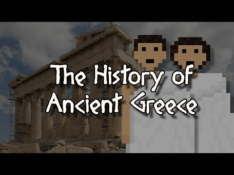 Ancient Greece In Under 10 Minutes