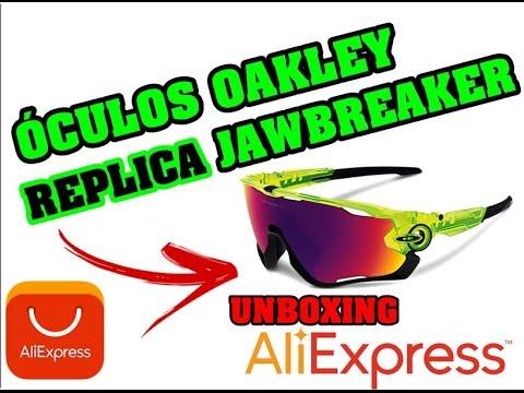 779eb2126 ÓCULOS CICLISMO ALIEXPRESS REPLICA OAKLEY JAWBREAKER- BIKE, PEDAL, CORRIDA