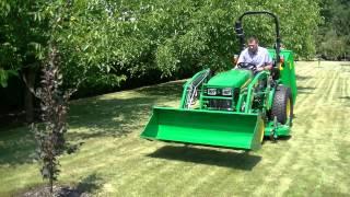 Ciągnik kompaktowy John Deere 2032R - Agrotechnika Maszyny Rolnicze