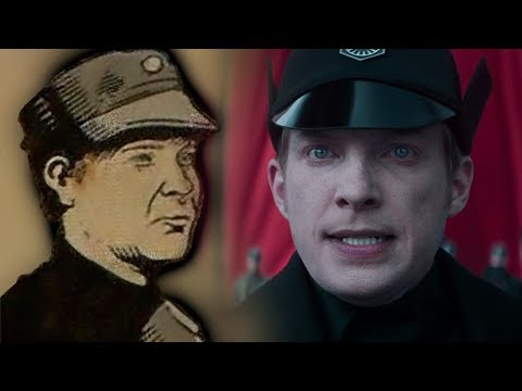 Why General Hux KILLED His Father...