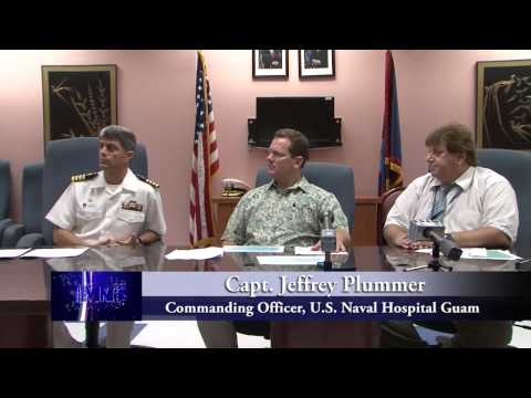 Naval Hospital Guam Donates $2 Million of Medical Equipment to Local Hospital