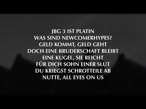 KOLLEGAH & FARID BANG - All Eyez on Us (Official HQ Lyrics)