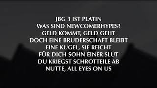 KOLLEGAH & FARID BANG - All Eyez on Us (Official HQ Lyrics)