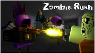 Roblox Zombie Rush (with Carl Papa song)