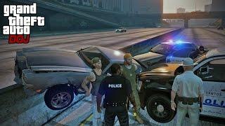 GTA 5 Roleplay - DOJ 148 - Hunters Day (Criminal)