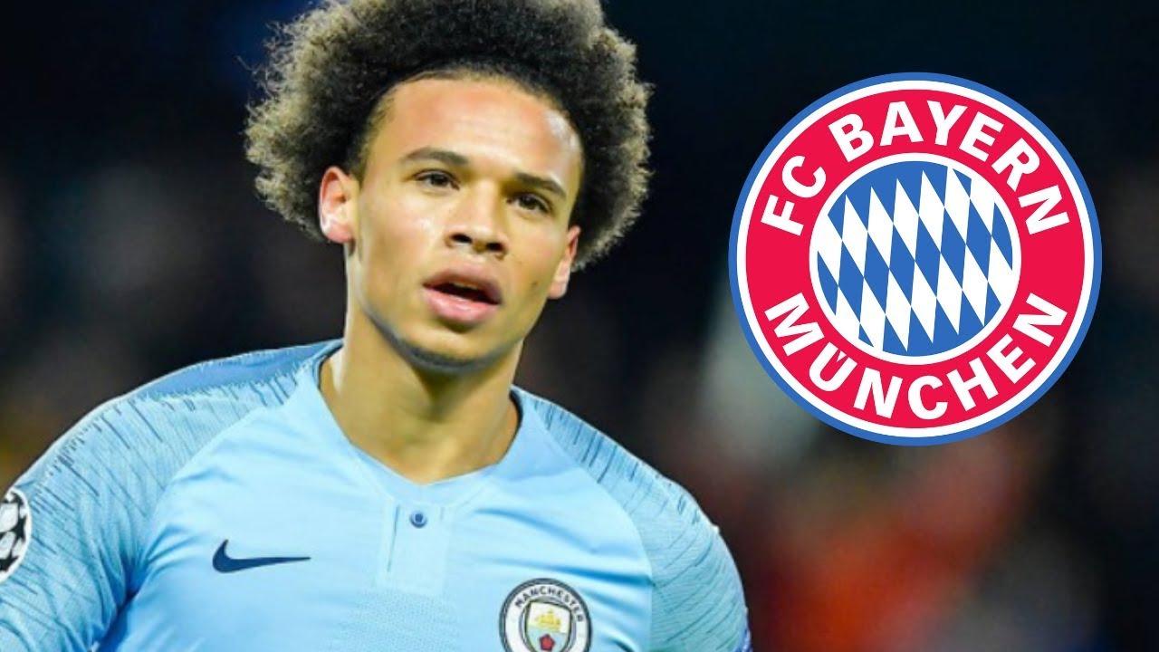 Kommt Sane Zu Bayern