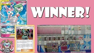 Surprise Gardevoir u0026 Sylveon Deck Won a Tournament! (Pokemon TCG)