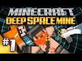 Minecraft - Deep Space Mine 1 - A Thousand Years Later