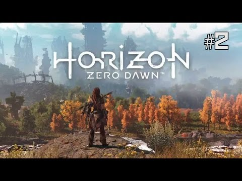 Twitch Livestream   Horizon: Zero Dawn Part 2 [Standard PS4]