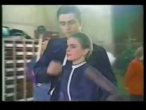 Ekaterina Gordeeva & Sergei Grinkov ~ So Cold
