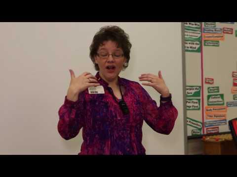 Angela Leonhardt - 2018 Teacher of the Year Finalist: Hidden Forest E.S.