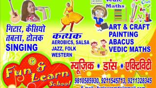 Fun & Learn Activity School at Narela
