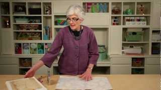 Learn With Jo-ann: How To Reupholster Stools & Chairs Without Sewing