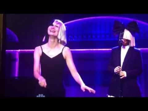 Sia ~ Bird Set Free on SNL