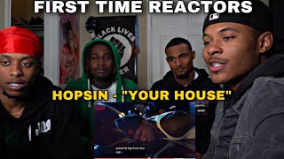 "Hopsin - ""Your House"" REACTION!!!"