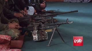 ۷۳میل تفنگچه و ۳حلقه دوربین شببین از وزارت داخله دزدی شدهاند