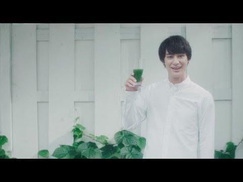 高崎翔太、初CMで方言披露 テーマソングは夏代孝明の「レイルブルー」 アサヒ緑健『緑効青汁』WEB限定CM
