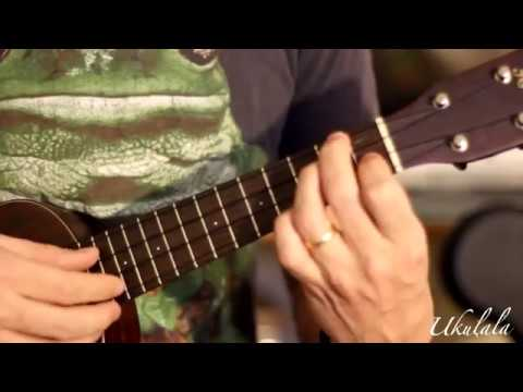 How To Play Somebody That I Used To Know By Gotye On The Ukulele