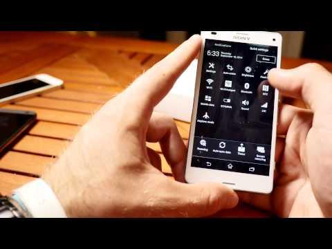 Sony Xperia Z3 Compact im Test (FullHD/Deutsch)