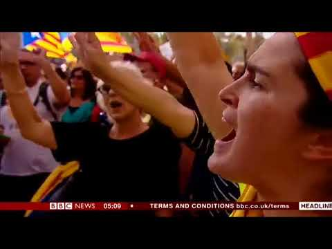 BBC World News September 22, 2017 Show 9/22/17