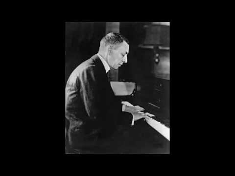 Rachmaninoff: Romance in G major