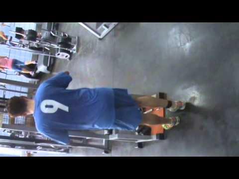 Proceso de readaptación de lesiones en Fútbol:ODP