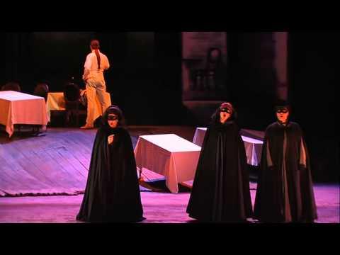 Mozart Don Giovanni Jurgen Flimm  Zurich 2001)