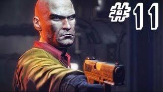 Hitman Absolution Gameplay Walkthrough Part 11 - Rosewood - Mission 6