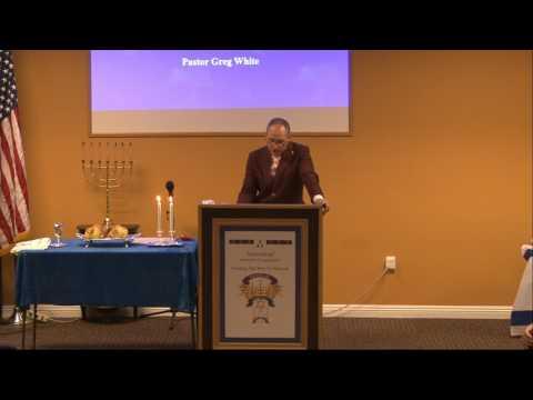 Mercy Pastor Greg White Erev Shabbat Friday, July 7th 2017