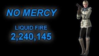 Resident Evil 6: Mercenaries_Liquid Fire NO MERCY_Sherry 2,240,145