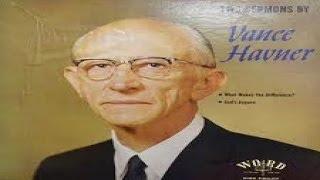Decision Indecision Moses-Vance Havner ✞